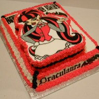 Monster High...Draculaura