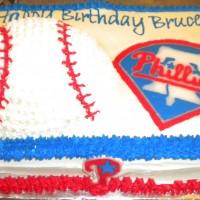 Phillies White Cake
