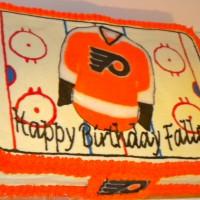 Flyers Hockey Rink
