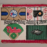 Phillies, Flyers, Eagles Sixers
