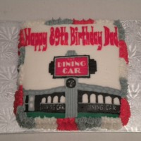 Dining Car...birthday boys favorite diner!!