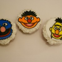 Grover Bert & Ernie