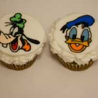 Goofy and Donald Duck