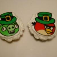 Irish Angry Birds
