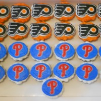Flyers and Phillies