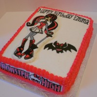 Monster High--Draculaura