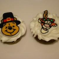 Thanksgiving pooh and Tigger