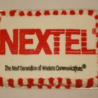 Nextel Cake