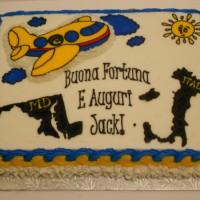 Goodbye Cake